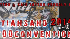 Kristiansand Tattoo Convention (Noruega)