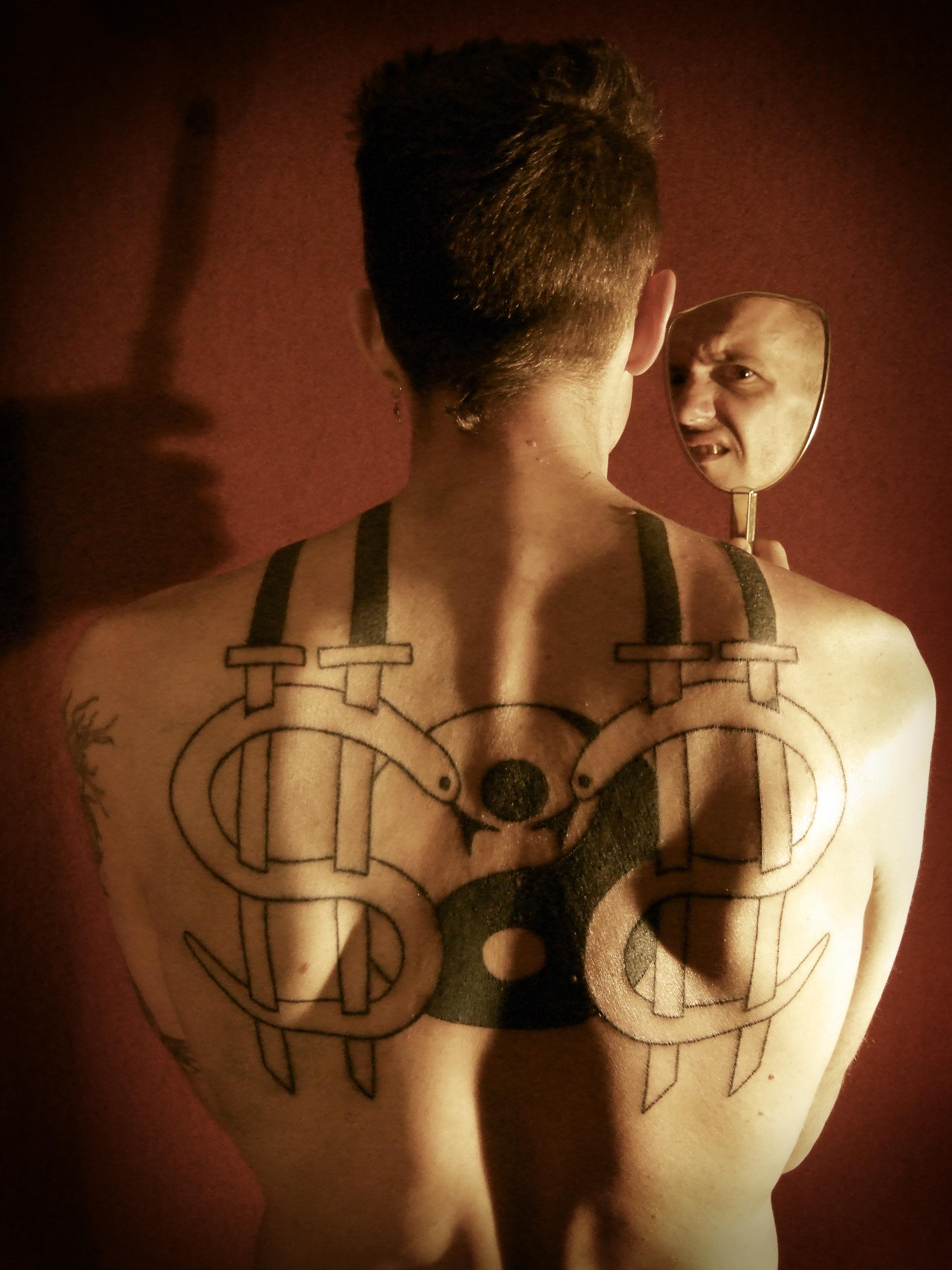 Los tatuajes y la música. Die Antwoord. | Guía de tatuajes y