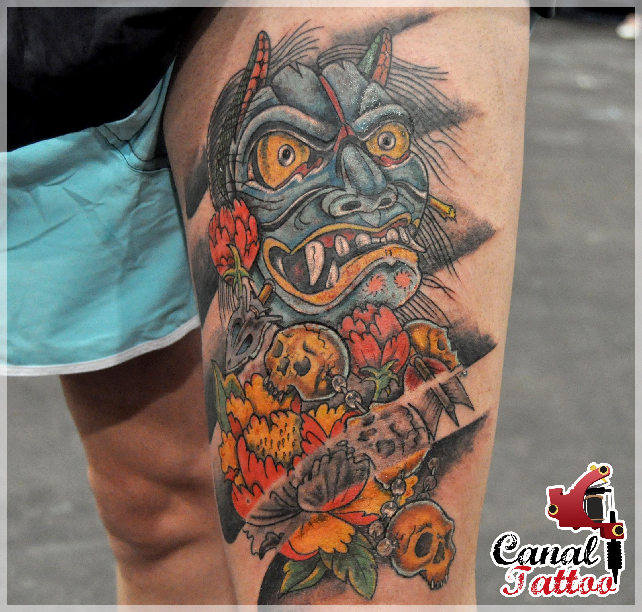Los mejores tatuajes de mulafest 2014 gu a de tatuajes y for Los mejores tatuadores
