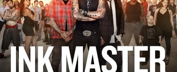INK MASTER: Reality Televisivo del tatuaje.