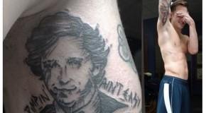 """Tatuaje del mes """"el pequeño Nicolas"""" La Barbería 35 – Salamanca"""