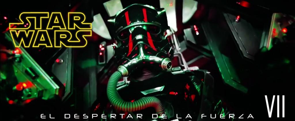 STAR WARS El despertar de la fuerza VII