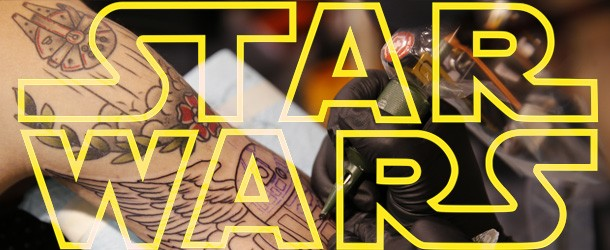 Especial Tatuajes Star Wars