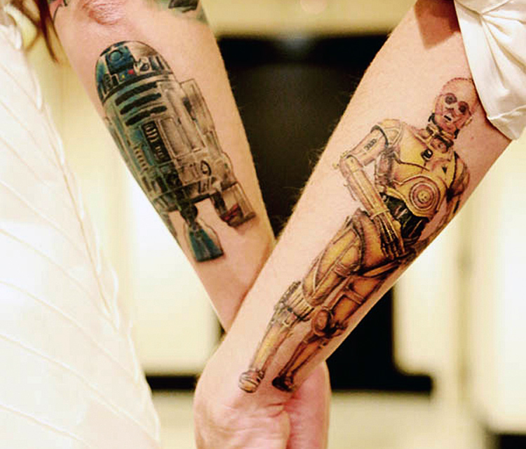 tattoo2starwarsr2d2c3po