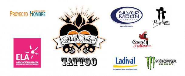 Evento Solidario en «Pura Vida» Tattoo Madrid