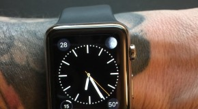 Apple Watch. Problemas con pieles tatuadas.